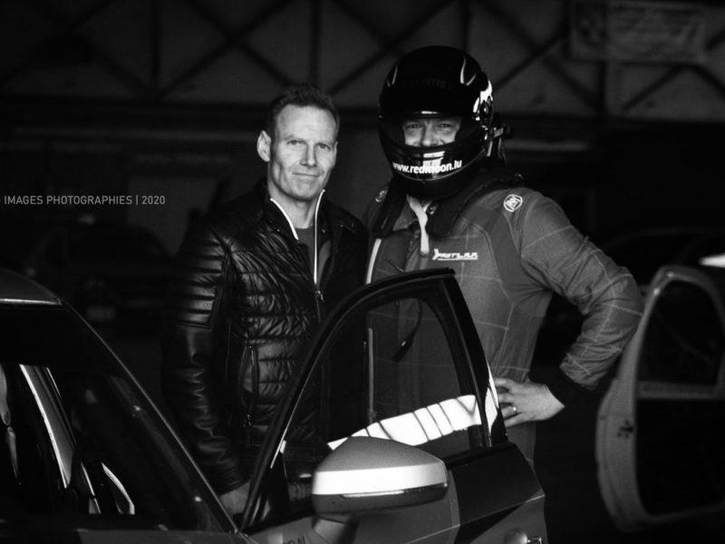 Peter and Damien - RedMoon Racing