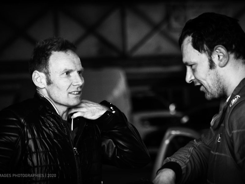 Peter and Damien
