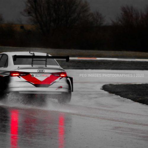 New RedMoon Racing Car